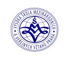 logo VŠ vysoká škola vzdelávanie